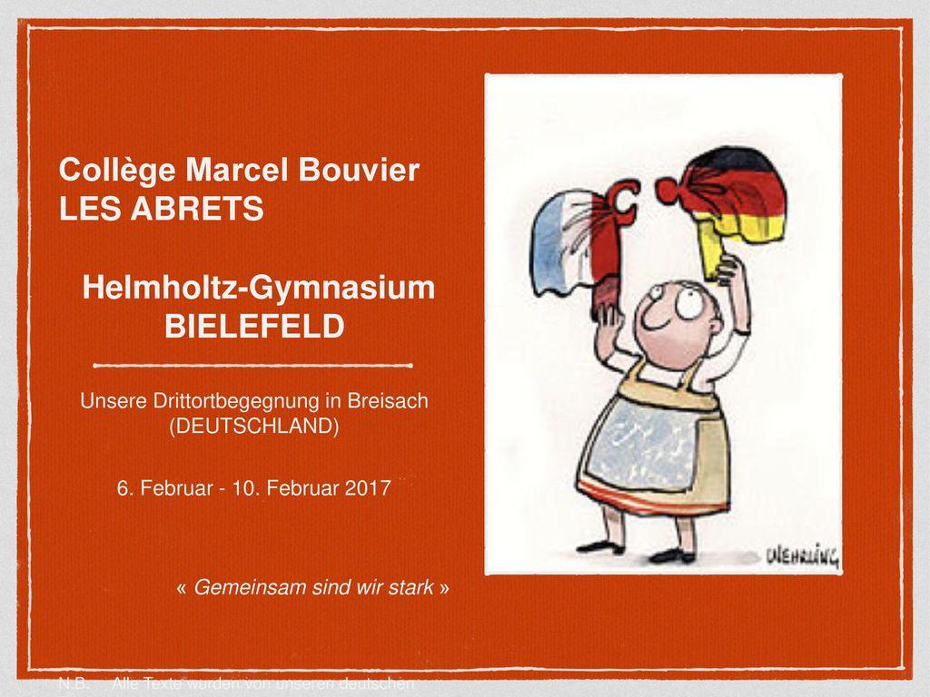 Helmholtz-Gymnasium BIELEFELD