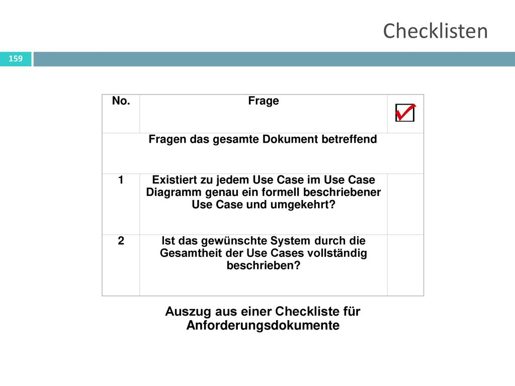 IEEE 829 – Test Specification – Teil 2