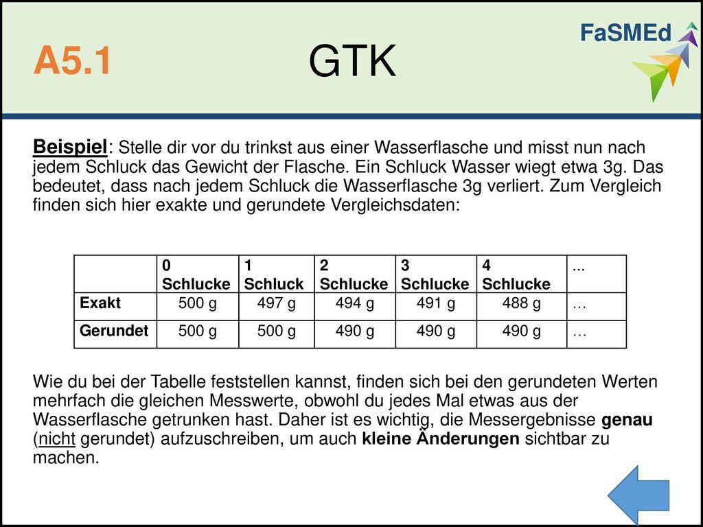 FaSMEd GTK. A5.1.