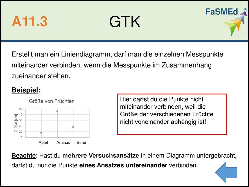 FaSMEd GTK. A11.3.