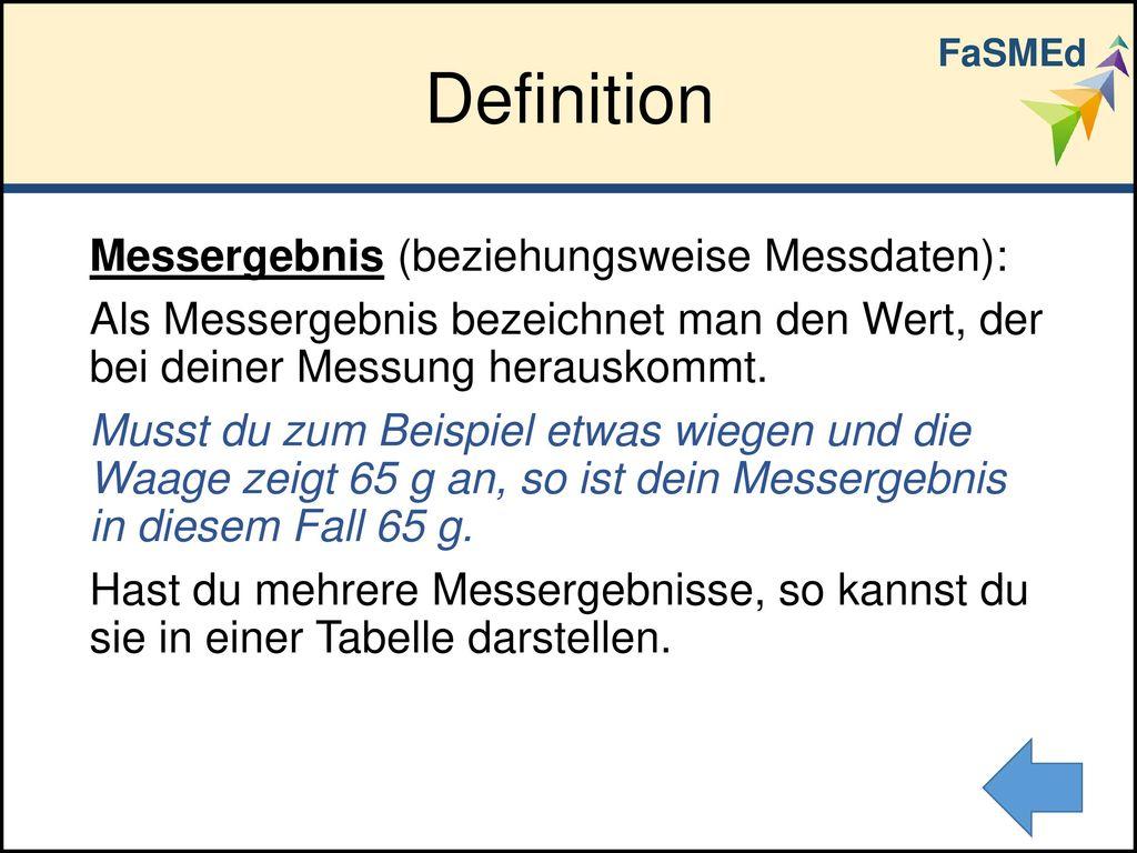 FaSMEd Definition.