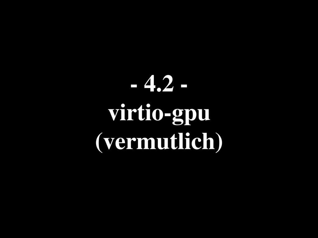 - 4.2 - IOW: BIOS-Updates mit Linux-Userland via EFI