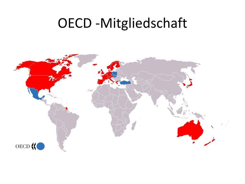 OECD -Mitgliedschaft