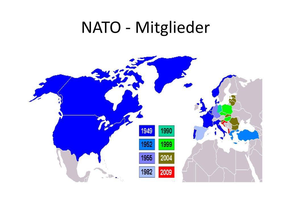 NATO - Mitglieder