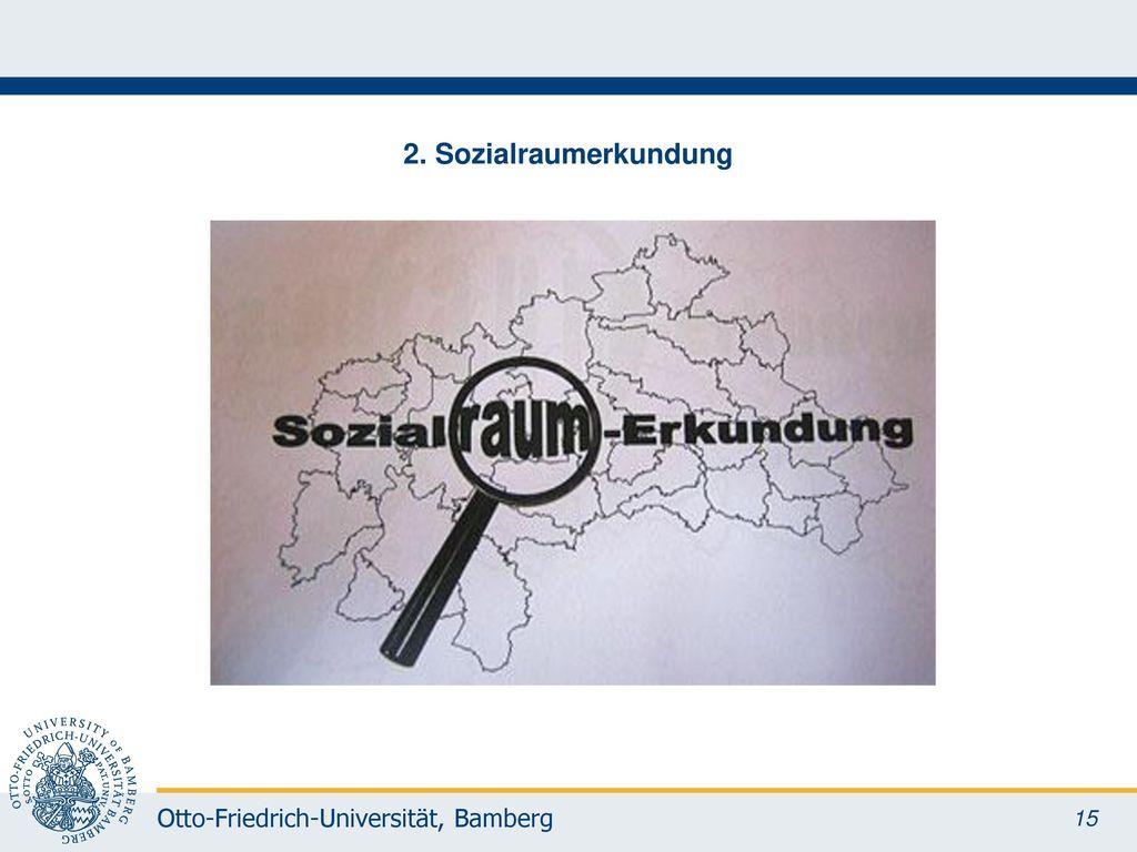 2. Sozialraumerkundung