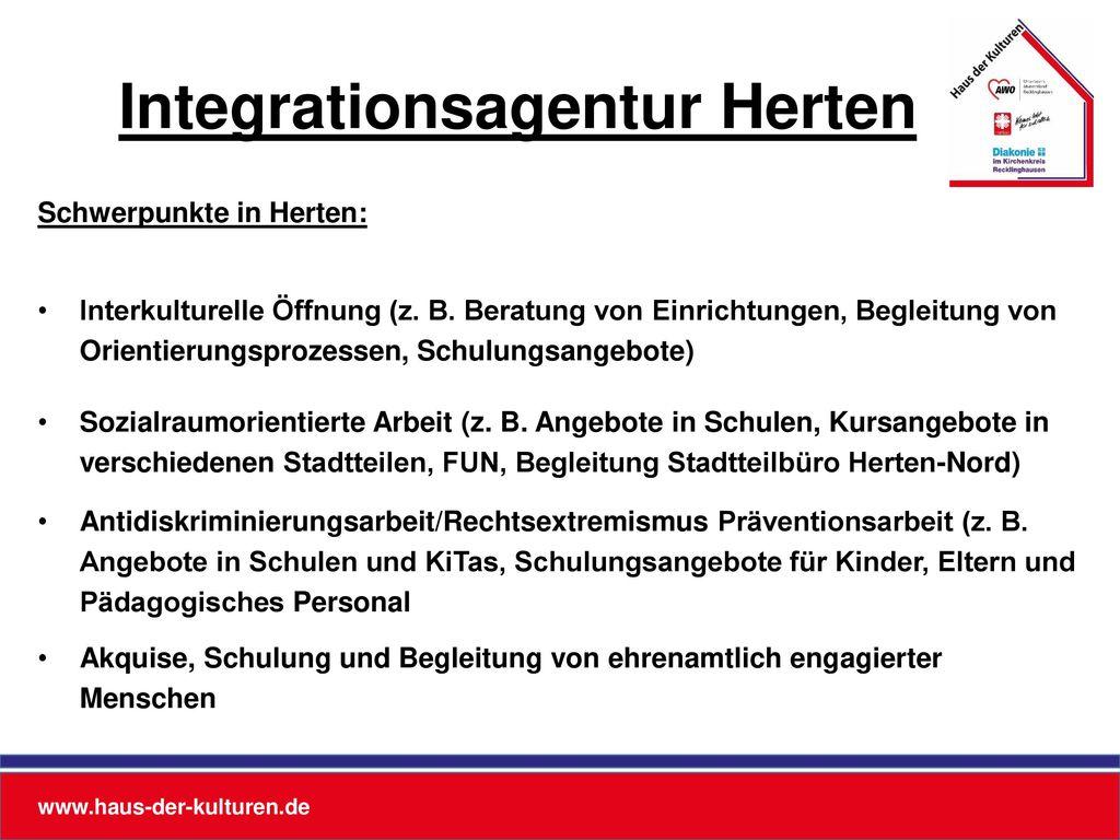 Integrationsagentur Herten