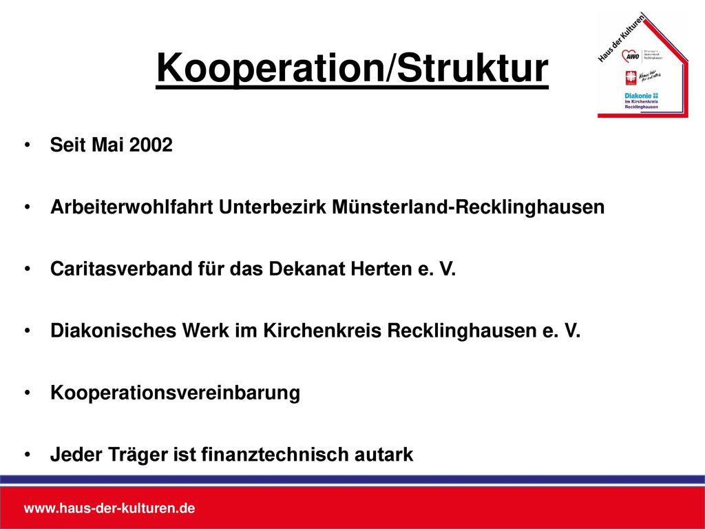 Kooperation/Struktur