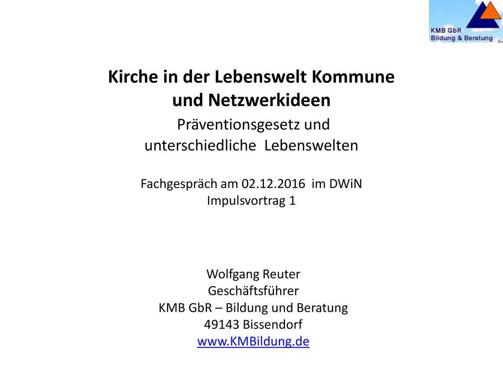 KMB GbR – Bildung und Beratung
