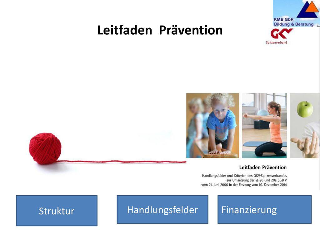 Umsetzung des Präventionsgesetzes in Niedersachsen
