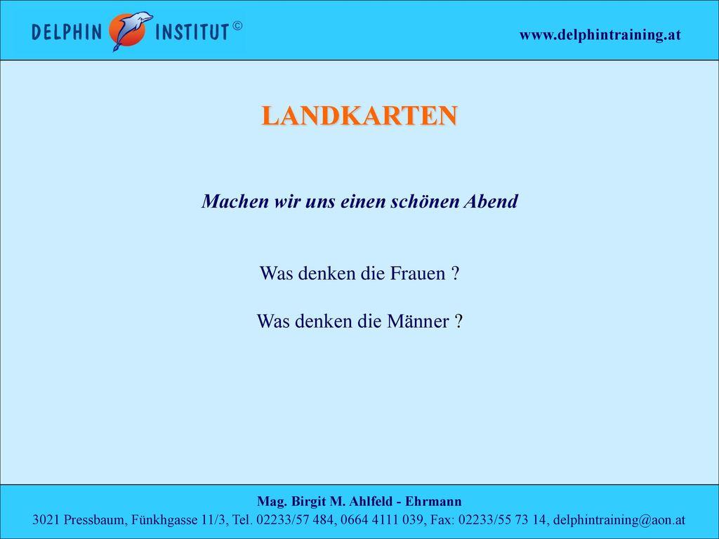 Mag. Birgit M. Ahlfeld - Ehrmann