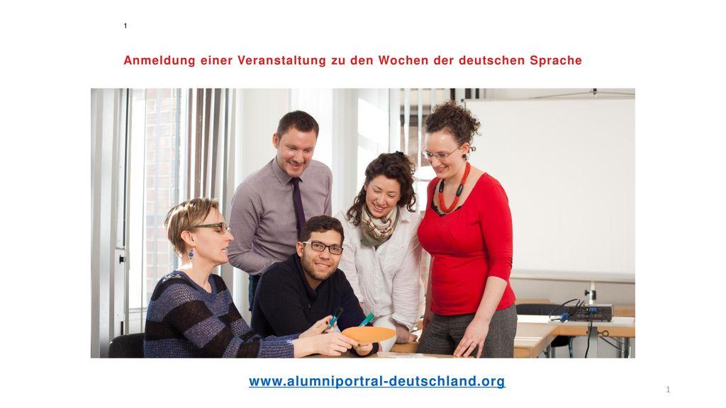 1. Das Alumniportal Deutschland – eine Einführung
