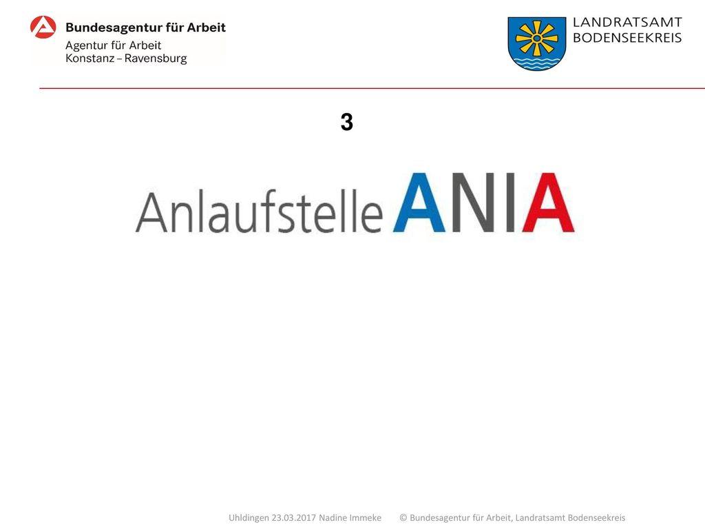 3 Uhldingen 23.03.2017 Nadine Immeke © Bundesagentur für Arbeit, Landratsamt Bodenseekreis