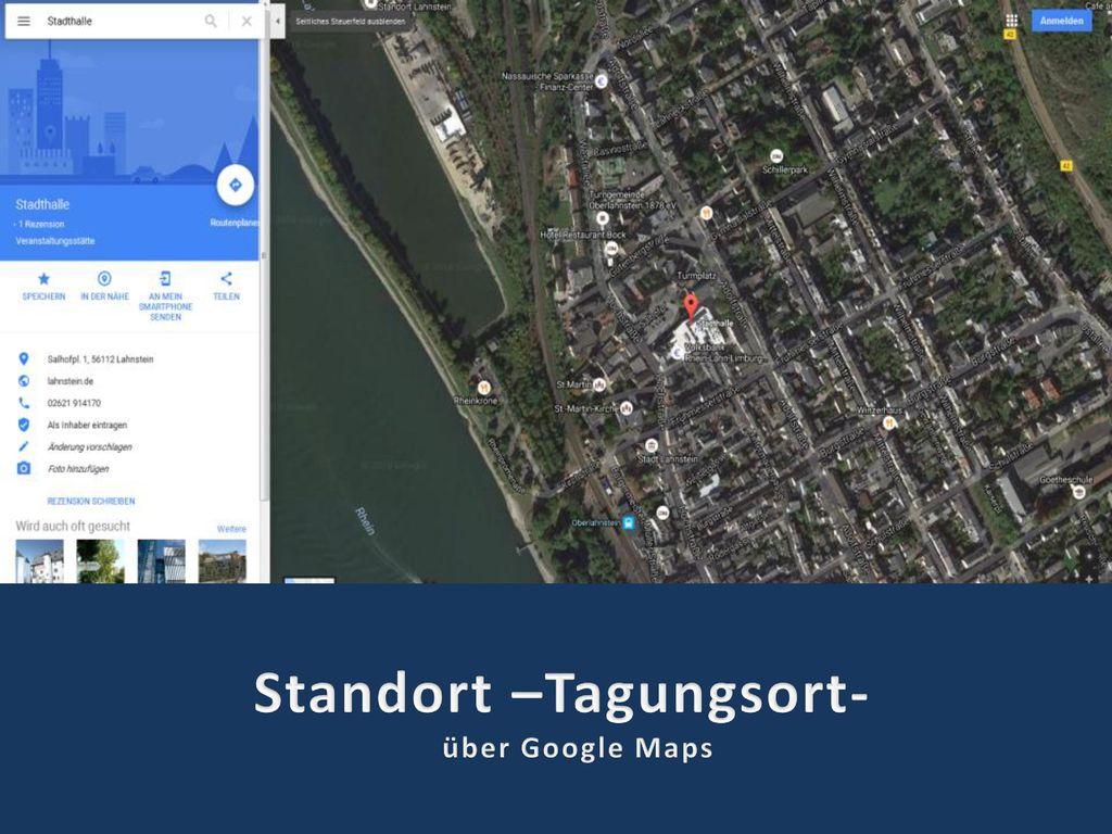 Standort –Tagungsort-
