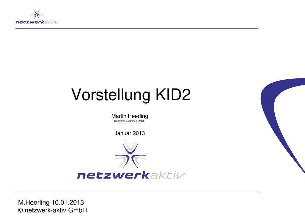 Martin Heerling netzwerk-aktiv GmbH Januar 2013