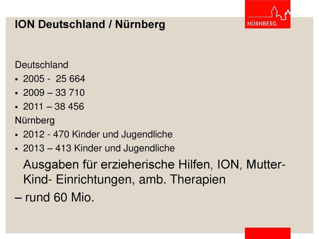 ION Deutschland / Nürnberg