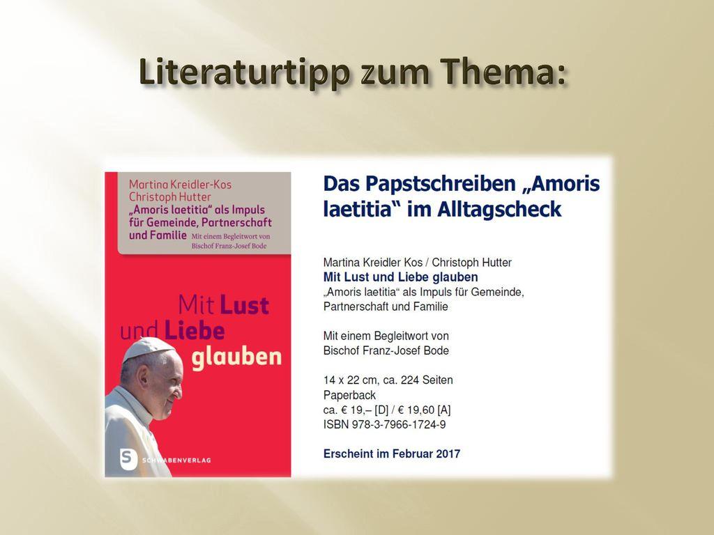 Literaturtipp zum Thema: