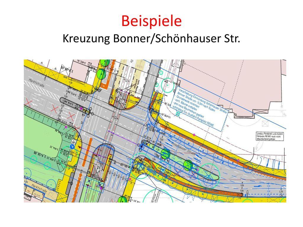 Kreuzung Bonner/Schönhauser Str.