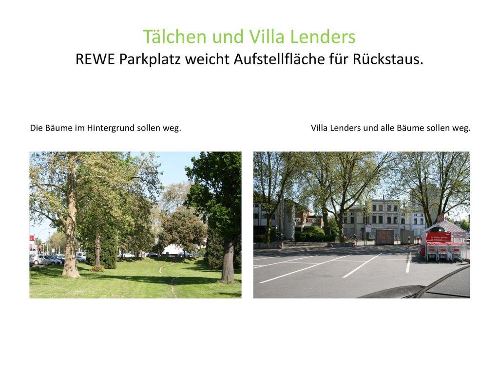Tälchen und Villa Lenders