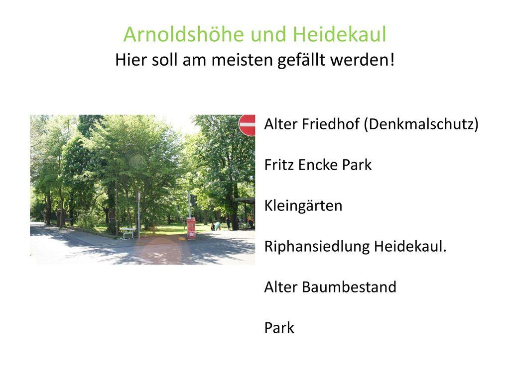Arnoldshöhe und Heidekaul