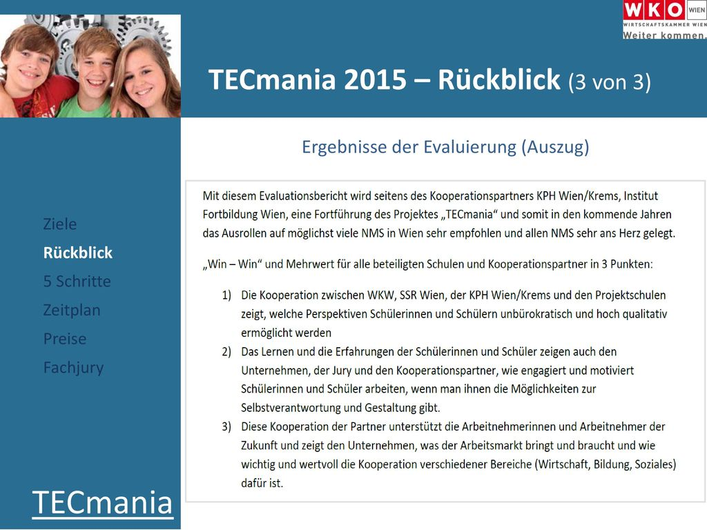 TECmania 2015 – Rückblick (3 von 3)