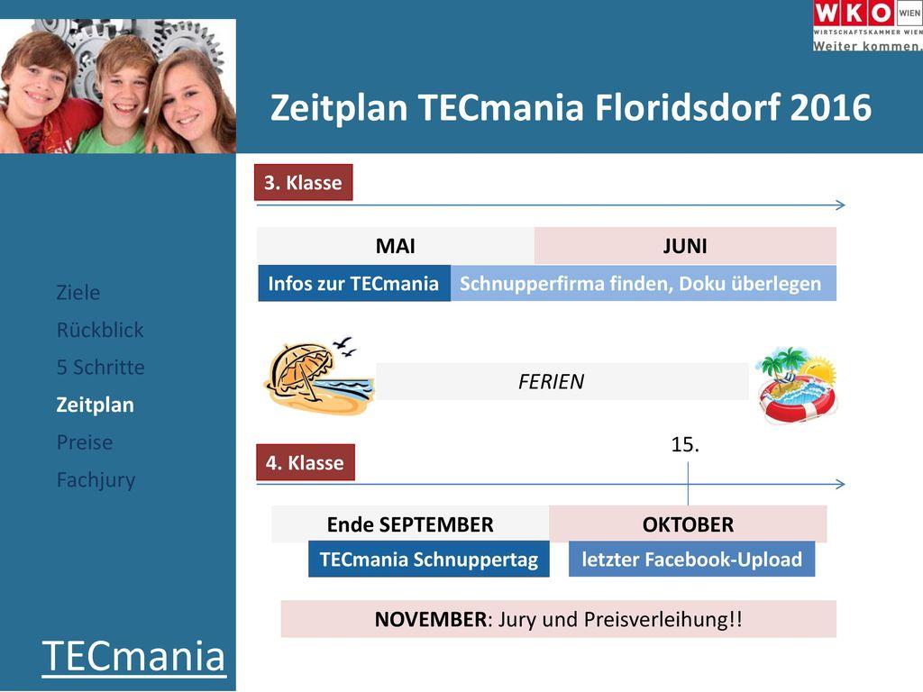 TECmania Schnuppertag letzter Facebook-Upload