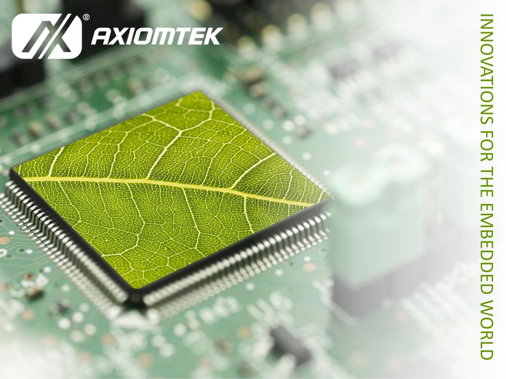 INNOVATIONS FOR THE EMBEDDED WORLD