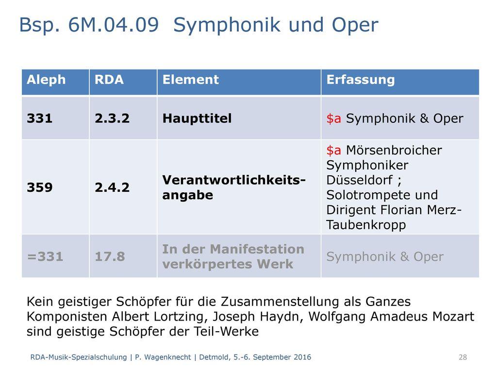 Bsp. 6M.04.09 Symphonik und Oper