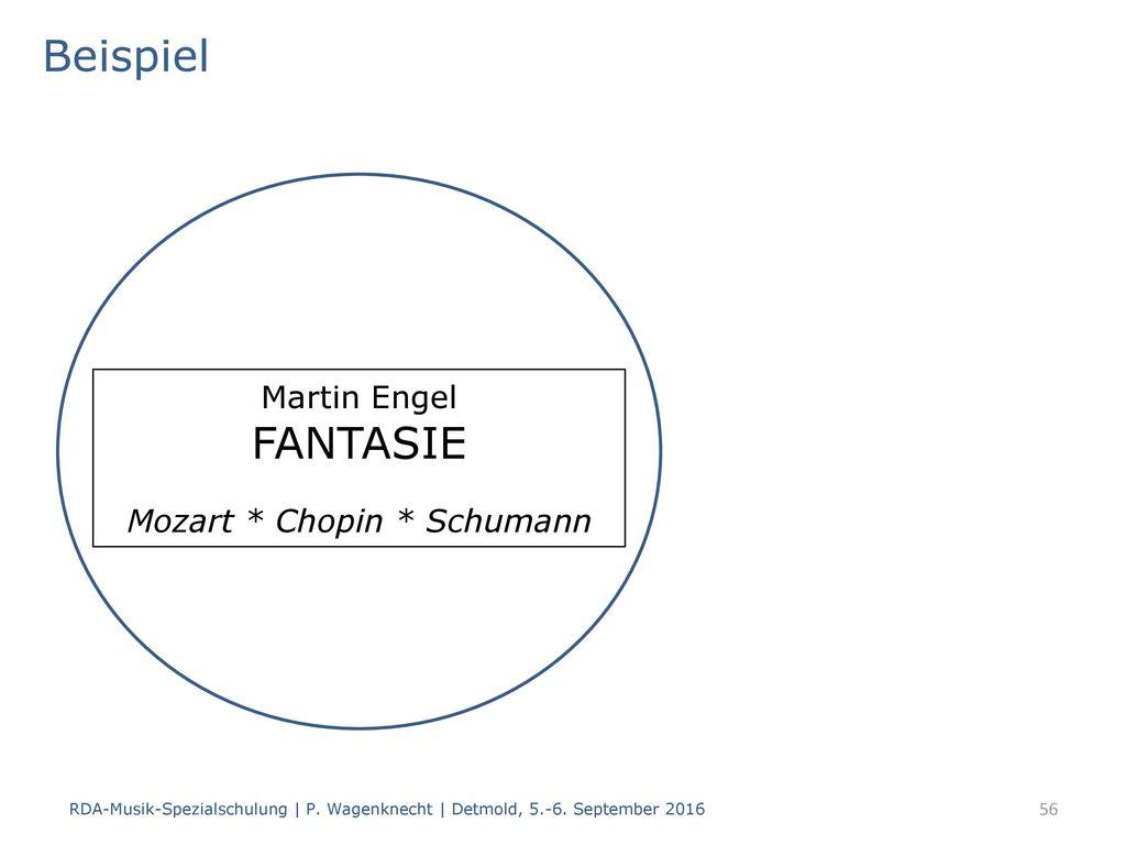 Mozart * Chopin * Schumann