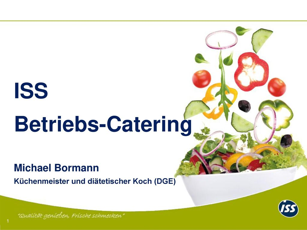 ISS Betriebs-Catering Michael Bormann