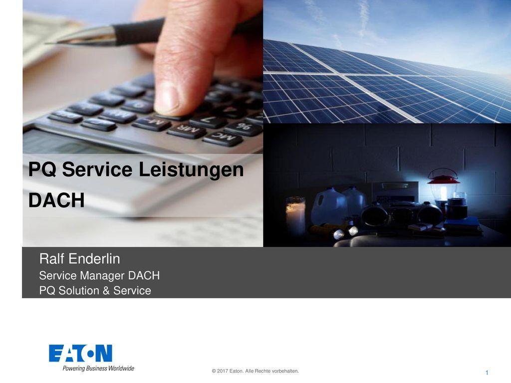 PQ Service Leistungen DACH