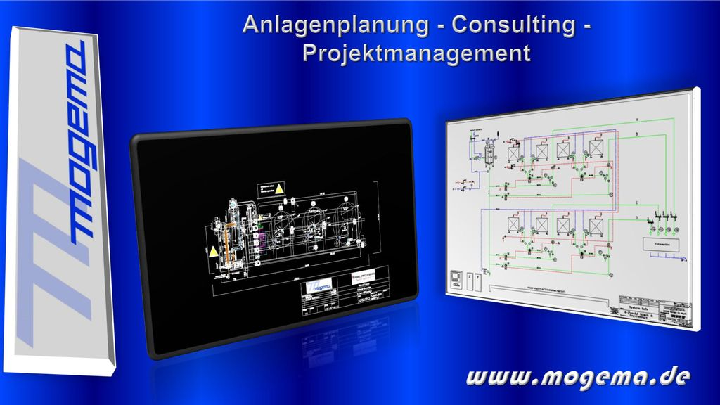 Anlagenplanung - Consulting - Projektmanagement