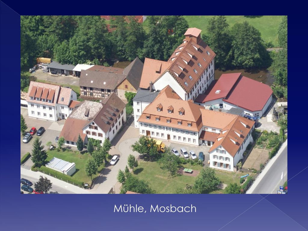 Mühle, Mosbach