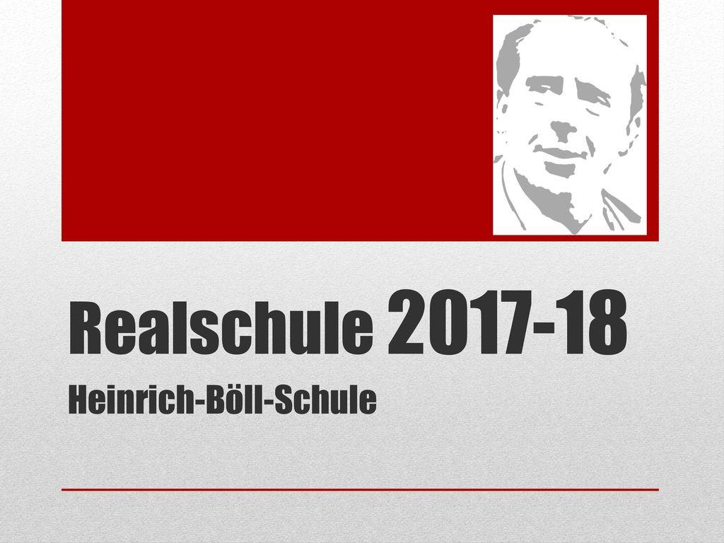 Heinrich-Böll-Schule