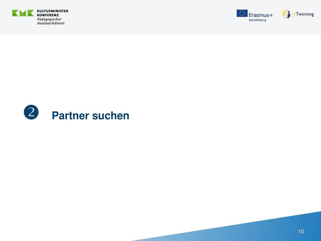  Partner suchen