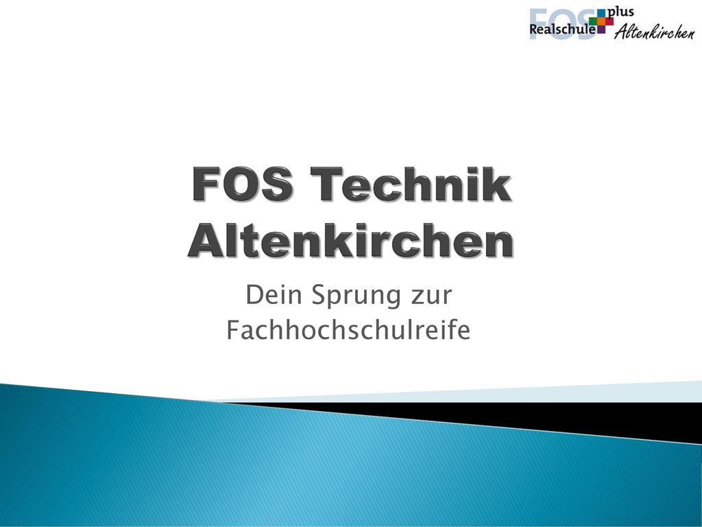 FOS Technik Altenkirchen