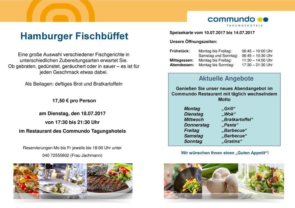 Hamburger Fischbüffet