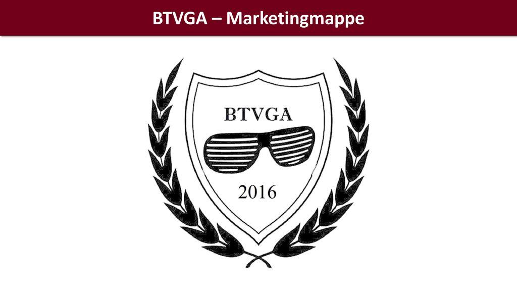 BTVGA – Marketingmappe