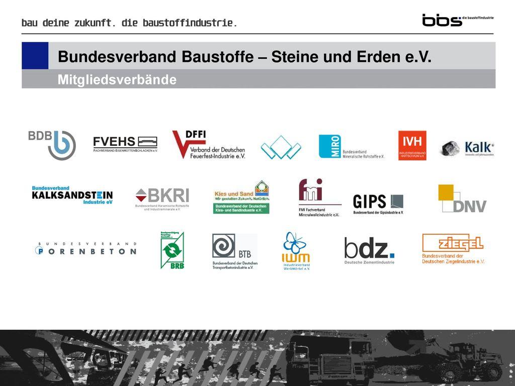Bundesverband Baustoffe – Steine und Erden e.V.
