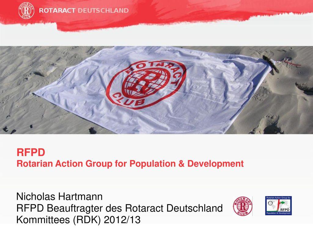 RFPD Nicholas Hartmann