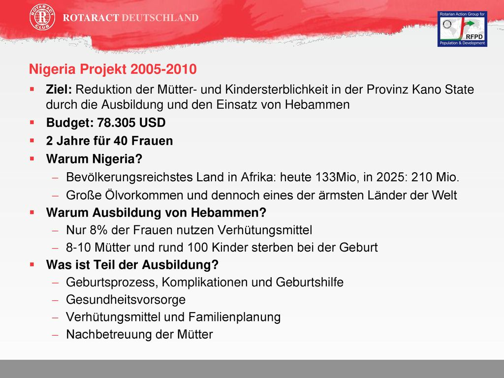 """RFPD Projekt """"Ethiopia Reads : Esel Bücherei"""