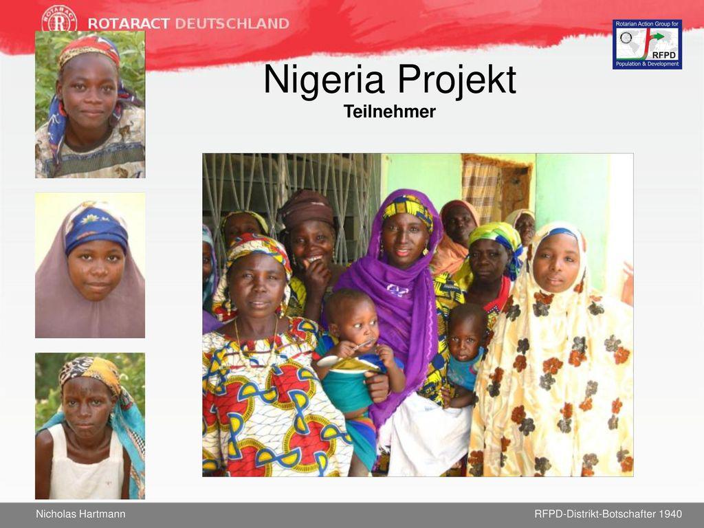 Nigeria Projekt 2005-2010