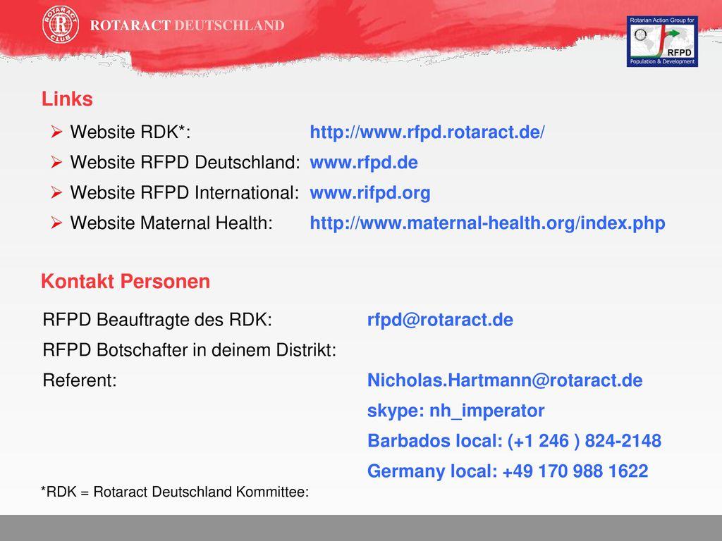 7.-9.Juni RFPD Akademie in Frankfurt a.M RFPD Akademie Akademie