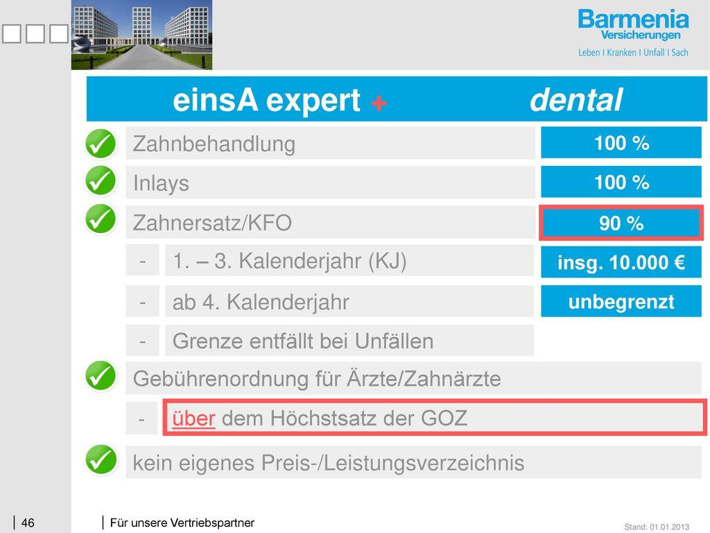 einsA expert dental einsA expert + dental