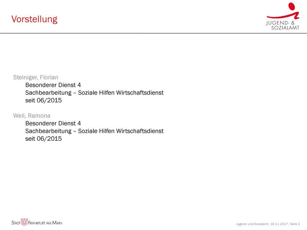 Vorstellung Steiniger, Florian Besonderer Dienst 4