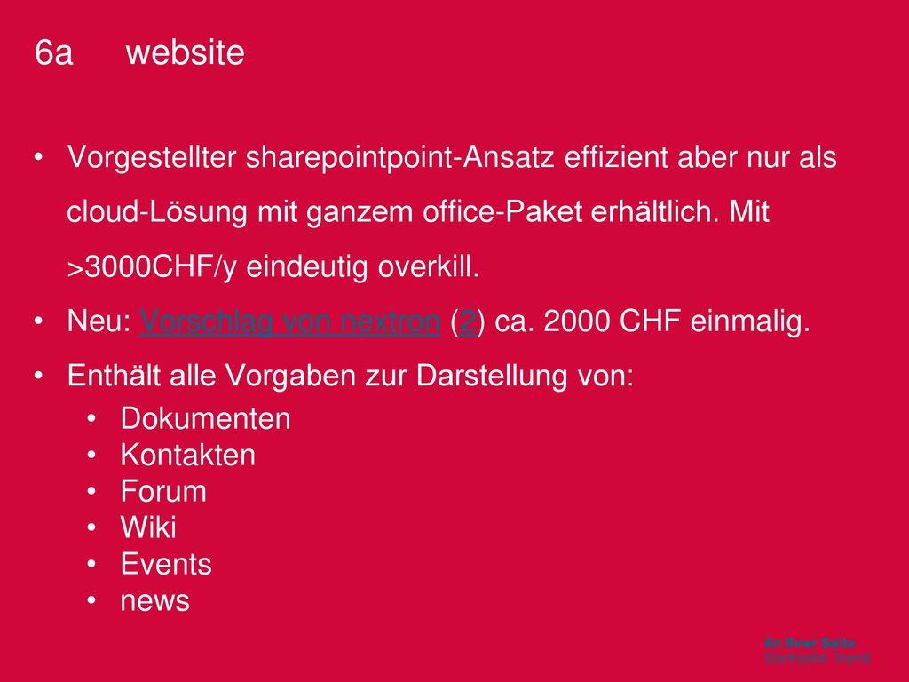 6a website