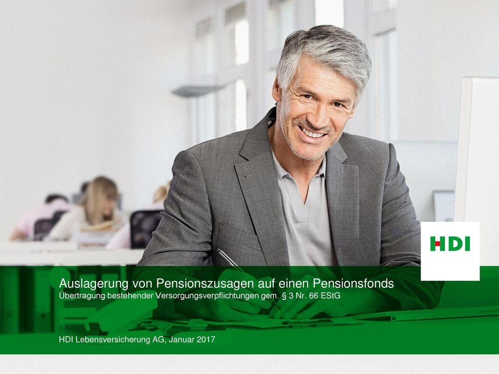 HDI Lebensversicherung AG, Januar 2017