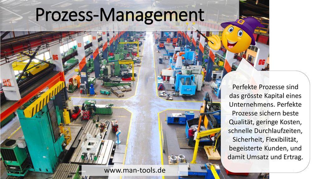 Prozess-Management www.man-tools.de