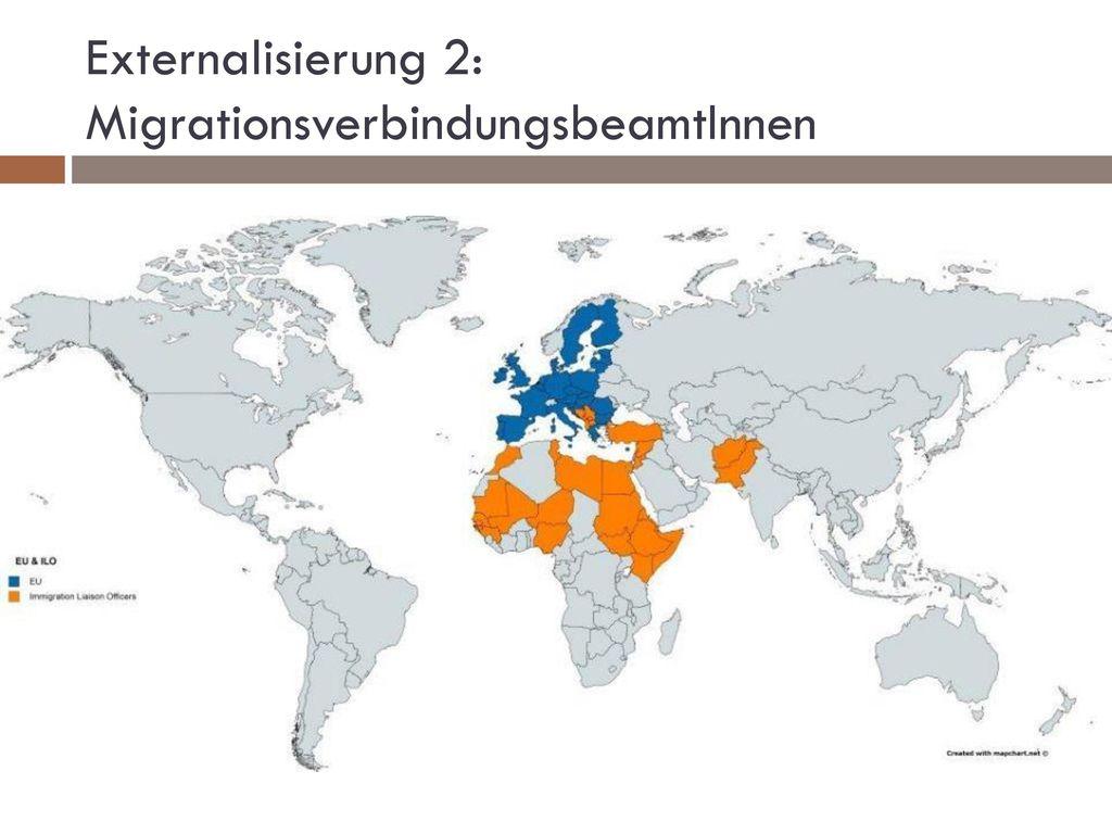 Externalisierung 2: MigrationsverbindungsbeamtInnen