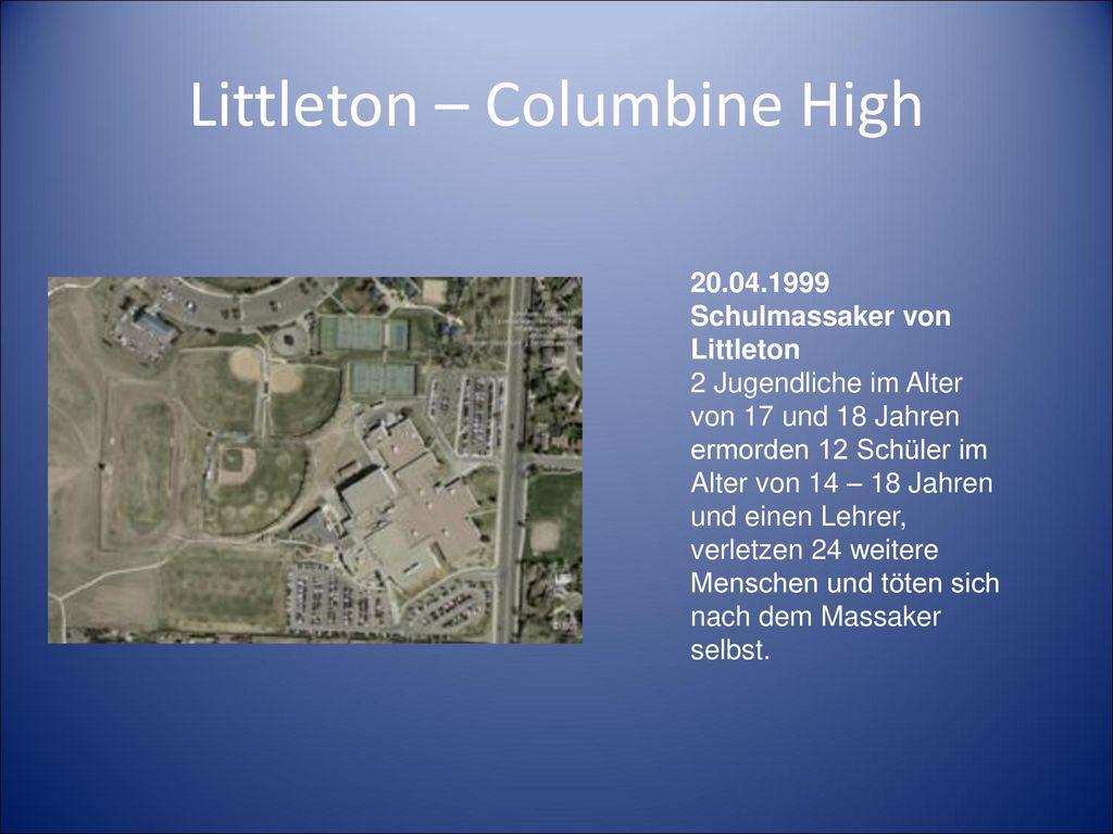 Littleton – Columbine High