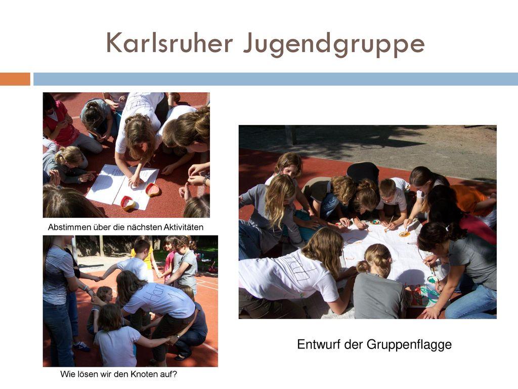 Karlsruher Jugendgruppe
